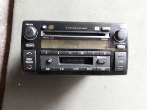 Toyota Camry CD player for Sale in Wyomissing, PA