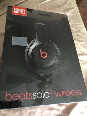 Unopened Beats Solo2 Wireless for Sale in Farmington Hills, MI