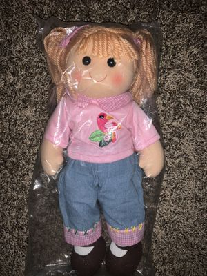 Doll in bag brand new for Sale in Centerville, UT