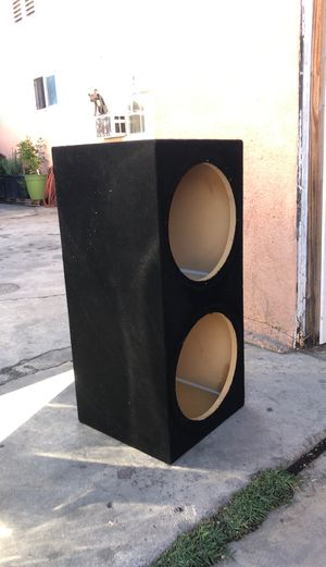 Subwoofer box for Sale in Commerce, CA