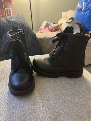 Black boots for Sale in Los Angeles, CA