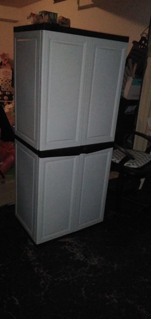 Closet heavy duty plasic organizer for Sale in Roselle, IL