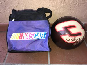 Dale Earnhardt Nascar Collector Bowling Ball ( No hole) for Sale in Miami Lakes, FL