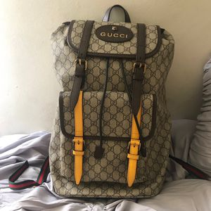f8f0a0f3501a Gucci tech backpack supreme tiger Louis Vuitton Prada snake for Sale ...