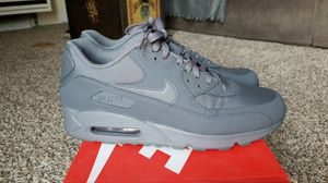 Air Max 90 wolf grey for Sale in Modesto, CA