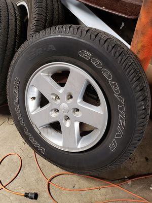 Jeep wheels for Sale in Aylett, VA
