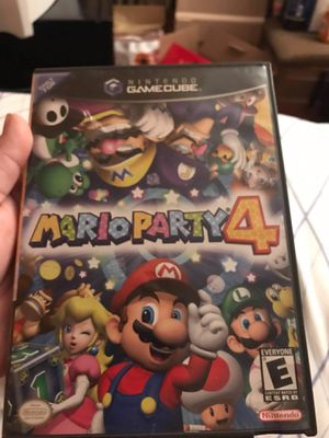 Mario party 4 CIB GameCube for Sale in Staten Island, NY