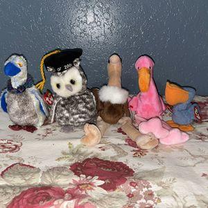 TY Original Beanie Baby Birds for Sale in Delray Beach, FL