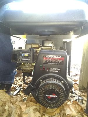 Coleman generator for Sale in Grifton, NC