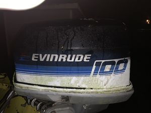 1979 100hp evinrude for Sale in Lake Charles, LA