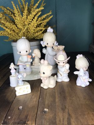 Vintage precious moments figures for Sale in Garden Grove, CA