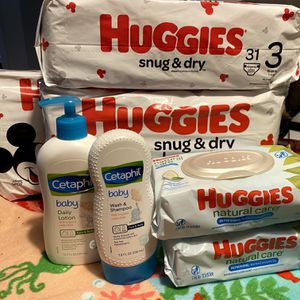 Baby Care Bundle for Sale in Pompano Beach, FL