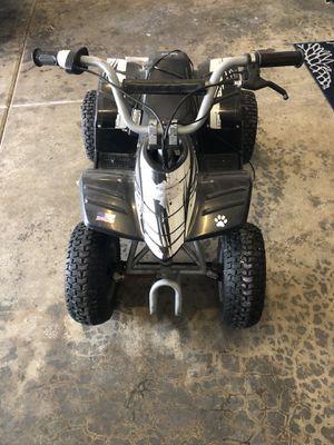 Razor electric quad for Sale in Marysville, WA