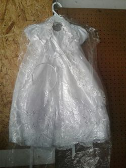 Size 4- Baptism, First communion for Sale in Coraopolis,  PA