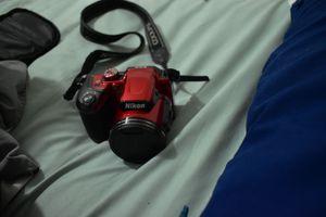Nikon B500 Camera (Red) for Sale in Belleville, MI