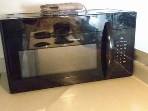Over the Range microwave for Sale in GILLEM ENCLAVE, GA