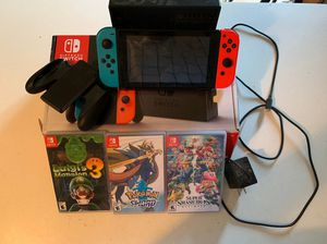 Nintendo switch for Sale in West Fork, AR