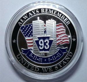 "1 Troy oz .999 Fine Silver Bullion Round, ""Always Remember 9/11"" Round. 911 for Sale in Lynnwood, WA"
