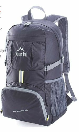 """BRAND NEW WITH TAGS Lightweight Packable Durable Travel Hiking Backpack Daypack. Size is 19""""×12"""". for Sale in Fort Worth, TX"""