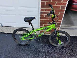 "18"" Mongoose Kids Green/Black Bicycle for Sale in Ashburn, VA"