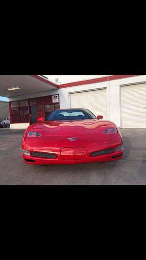 2003 Chevrolet Corvette z06 for Sale in San Antonio, TX