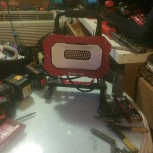 Snap On 2000 Lumens Portable Work Light for Sale in Puyallup, WA