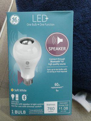 GE Light bulb bluetooth for Sale in Denver, CO