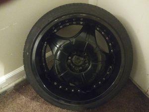 """20"""" wheels for Sale in Salt Lake City, UT"""