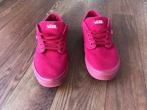 Men's Vans shoes size 9.5 for Sale in Rock Hill, SC