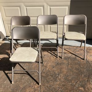 Samsonite Vintage Folding Chairs for Sale in Humble, TX