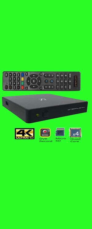 TV Box - kicK th€ cable bill !! … l●aded 4K b○x 1K+ Prime HD channels +DVR Recorder… N●t a cheap android amazon fire TV stick or iptv china cable box. for Sale in Miami, FL