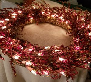 2 Beautiful Christmas Decor Wreaths for Sale in Denver, CO