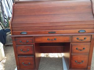 Winners only roll top desk for Sale in Corona, CA