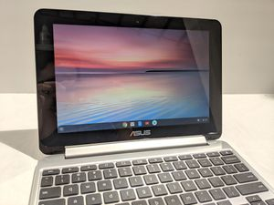 "Asus chromebook 11"" touchscreen like new with charger for Sale in Linden, NJ"