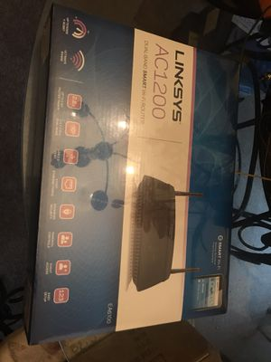 Linksys AC1200 WiFi Router for Sale in Montgomery, AL