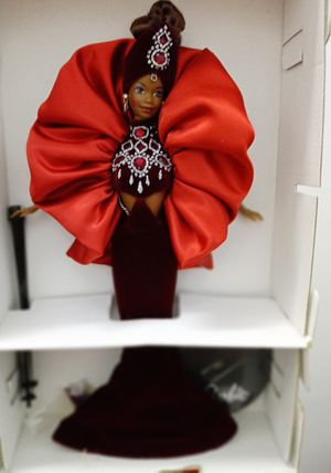 Ruby Radiance Barbie by Bob Mackie for Sale in Concord, CA