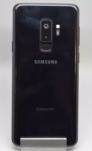 New Condition Samsung Galaxy S9 Plus Factory Unlocked S9+ light word domestic for Sale in Pembroke Pines, FL