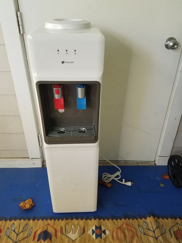 $40 Avalon Top-loading Cold and Hot Water Cooler Water Dispenser