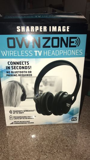 "Wireless tv Headphones ""Ownzone"" Great for TVs for Sale in Orlando, FL"