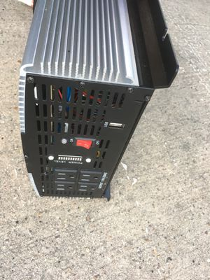 3000 Watt Power Inverter with wires and clamps for Sale in Houston, TX