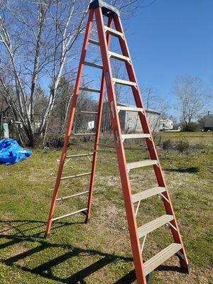 10 foot ladder for Sale in Granite Quarry, NC