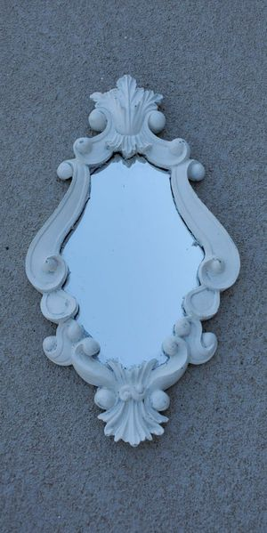 Ceramic White Mirror for Sale in Goodyear, AZ