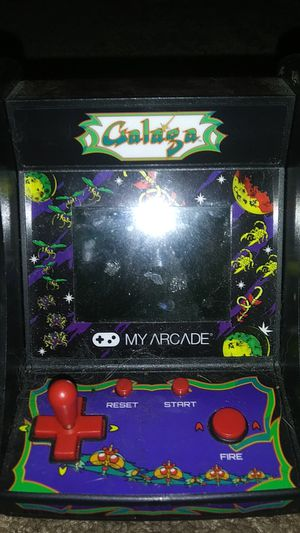 My Mini Arcade Game Is Galaga for Sale in Bellingham, WA