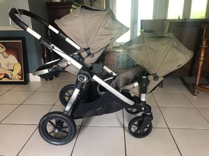 City Select by baby jogger double stroller for Sale in Miami, FL