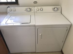 GE Washer and Gas Dryer for Sale in Orland Park, IL