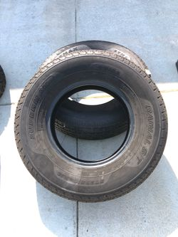 Supermax STM1 trailer tires 235/80 R16 for Sale in Schertz,  TX