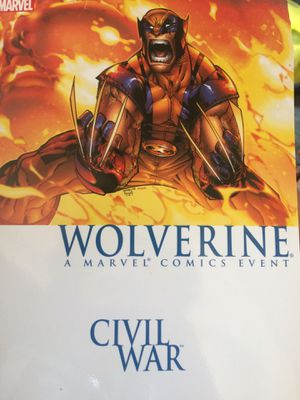 Civil War: Wolverine for Sale in Frostproof, FL