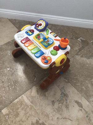Baby kids toy vtech discovery table for Sale in Henderson, NV