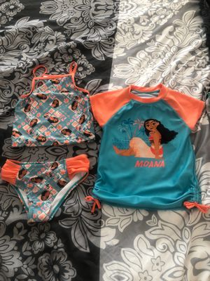 Moana swimsuit xs for Sale in Las Vegas, NV