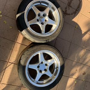 17x11 Zr1 Corvette Wheels for Sale in Fairfield, CA